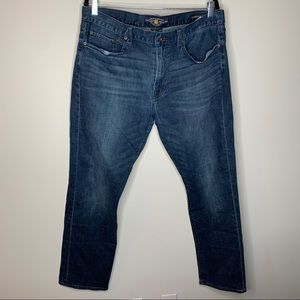 Lucky Brand 121 Heritage Slim Jeans 36x32